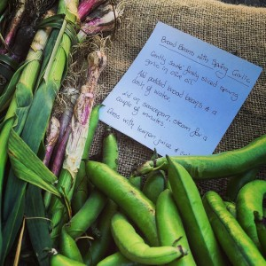 TheFoodFarm recipe of the day at the waiparavalleyfarmersmarket this morning
