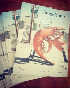 The Soup has landed! The brand new edition of stonesoupsyndicatehellip