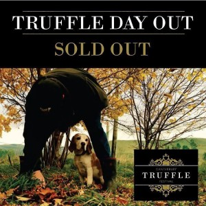The Truffle Day Out has officially sold out! Looking forwardhellip