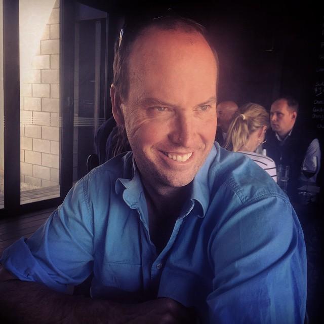 Happy 40th birthday beautiful man, my darling Vine Tender.