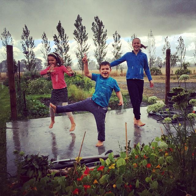 Rain Dance! Oh yeah! #NorthCanterbury #Drought